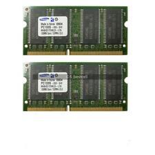 256MB 2X128MB PC133 133MHz Sd-Ram 144-Pin  So-Dimm Laptop Memory Laptop Memory
