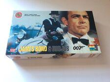 AIRFIX James Bond & Odd Job SEAN CONNERY MINT / BOXED KIT 1998 series 4 1:12