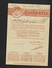 """COURBEVOIE (92) USINE / MENAGER ELECTRIQUE """"ELECTRO-LUX"""" Garantie en 1932"""