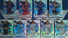 PANINI ADRENALYN CHAMPIONS LEAGUE 2014 2015 GAME CHANGER FULL SET 9 CARDS