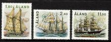 ALAND MNH 1988 SG32-34 SAILING SHIPS SET OF 3