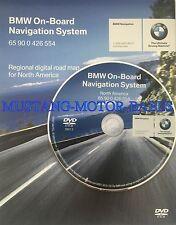 2003 2004 2005 BMW 325i 330i 325xi 330xi 325Cic 330Ci 330Cic Navigation DVD Map