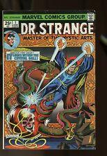 DOCTOR STRANGE #1 & 2 GOOD 2.0 BRUNNER ART 1974 MARVEL COMICS
