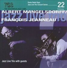 François Jeanneau/Albert Mangelsdorff - Swiss Radio Days, Vol. 22 / TCB Jazz