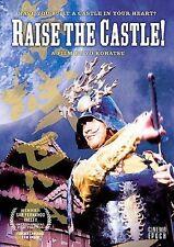 Raise the Castle (DVD, Japanese with English subtitles, Samurai Comedy, 2007)