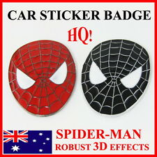Red Black Spider-man Big Decal Sticker Badge For Car Auto Motorbicycle laptop