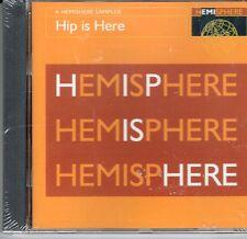 Hemisphere Sampler Hips is Here    BRAND NEW SEALED CD