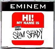 Eminem - My Name Is - Deleted 1999 3 track CD