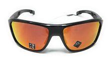 Oakley Split Shot Men's Black Frame Prizm Ruby Polarized Sunglasses OO9416-2564
