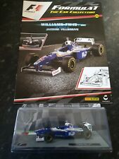 New listing F1 formula 1 car collection issue 26 Williams FW19 1997 Jacques Villeneuve