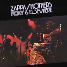 FRANK ZAPPA  THE MOTHERS OF INVENTION Roxy  Elsewhere CD *NEW