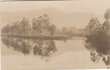 AUSTRALIA :Huon River from Bridge   RP