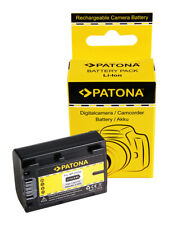 Batteria Patona 700mAh per Sony DCR-SR70E,DCR-SR72,DCR-SR72E,DCR-SR75,DCR-SR75E