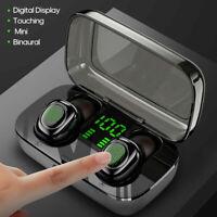 XG23 Bluetooth 5.0 TWS écouteurs sans fil Écouteurs intra-auriculaires stéréo