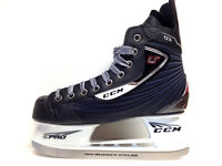 CCM U+ 03 Eishockey Schlittschuhe  - Senior Gr.41  Freizeit - Ice Skate - Sale