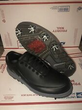 Nike Air Zoom Precision Golf Shoes 2018 Waterproof Leather 866065 002 Size 9.5W