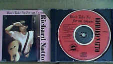 Contemporary Hawaii CD Richard Natto Won't Take No For An Answer oop toma
