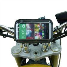 Soportes soporte de bicicleta negros para teléfonos móviles y PDAs HTC
