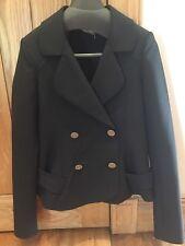 Balenciaga 2007 Black Blazer - BNWT, Size 36