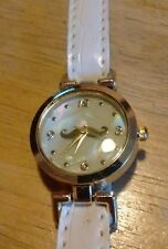 Vintage Mustache ladies watch, Running with new battery L