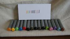 Cricut Color - 15 Loose Ink Cartridge Pens - 5 Basic 5 Primary 5 Fashion