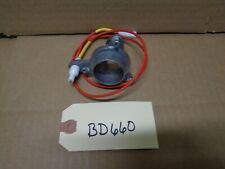 Ge Gas Range Inlet Wb02X24727 (Left Rear) - Bd660