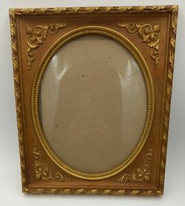 Vintage Picture Frame 8x10, I.I.C. 1973 Made In USA