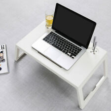 Folding Laptop Bed Desk Tray Home Reading Table Stand Foldable Portable Sofa US