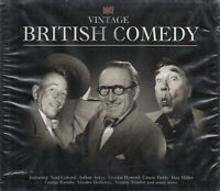 Vintage British Comedy Vol 1 / 2 / 3 3CD NEW Askey Howerd Miller Formby Holloway