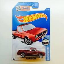 Hotwheels Volkswagen CADDY ( Red ) - Hot Pick