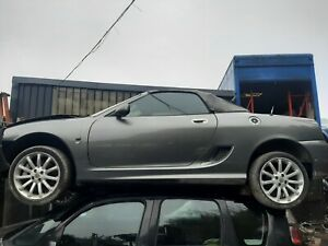 2002 Rover Mg Tf Breaking