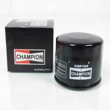 Filtros de aceite Champion para motos