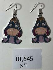 Dangle Earrings New Eeyore