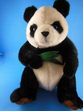 """Souvenir Panda Bear Plush 12"""" MS Amsterdam Grand Asia Australia Voyage 2011"""