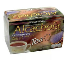 TE DE ALCACHOFA  + GREEN TEA LOSE WEIGHT, UNISEX GN+VIDA , ORIGINAL. 30 Bags