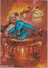 STAR WARS 1996 TOPPS FINEST GOLD PARALLEL REFRACTOR 76 MAX REBO BAND SSP