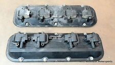 GM 12559596 BBC 8.1L 496ci Factory Valve Covers, w/Coil Packs, Gaskets & Bolts,