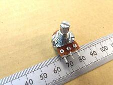 B5M Linear Potentiometer 16mm Splined Shaft, 5 Meg Ohm Compressor / Pickup Pot