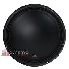 "MTX Audio 3510-02 Car Audio 10"" 35 Series Single 2 Ohm Subwoofer 500 Watts New"