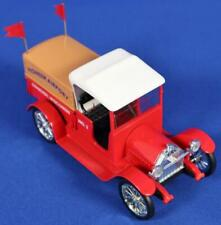 Liberty Classics Pioneer Airport Studebaker 1/25 Scale Diecast Truck Red #117400