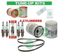 TUNE UP KITS 02-06 HONDA CRV: BELT,  SPARK PLUGS; AIR, CABIN & OIL FILTERS