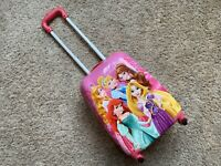 Disney Princess Hard Suitcase Kids Carry-on With Wheels