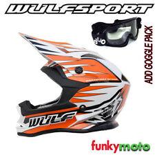 Vestimenta y protección Wulfsport color principal naranja para conductores