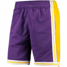 f91ffa1a432 Mitchell   Ness Los Angeles Lakers NBA Fan Apparel   Souvenirs