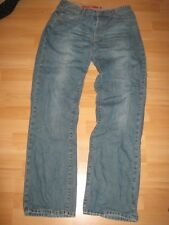 3ddc41dffc VINTAGE ~FULL CIRCLE ~ 34  34 ~ BLUE DENIM JEANS~ BUTTON FLY~