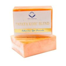 Relumins Triple Papaya Kojic Whitening Bar Soap Professional Spa Formula 135g