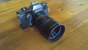 VINTAGE LENS WELTBLICK AUTO TELE 1:2.8 F=135mm. m42  SLR only lens sold