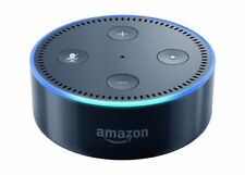 Amazon Echo Dot (2nd Generation) Smart Assistant - Black with case