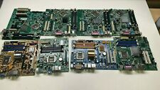 LOT OF 8! MOTHERBOARD DELL GIGABYTE SONY ASUS DESKTOP PC  LGA 775 MIX BRANDS