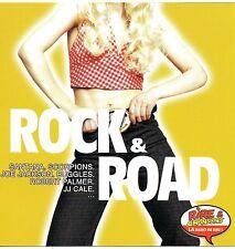 ROCK & ROAD ~Chuck berry,santana, robert palmer, tears for fears, level42... CD